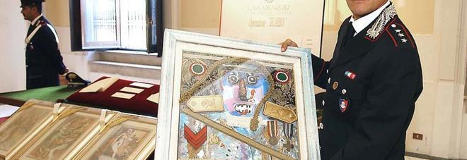 Falsi d\'autore, venti quadri sequestrati dai carabinieri: indagini ...