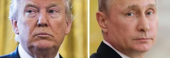 Trump a Cbs: Putin responsabile interferenze voto