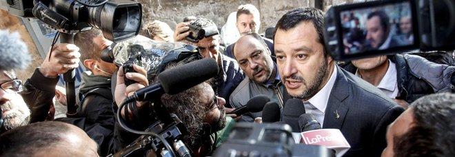 Salvini al Quirinale