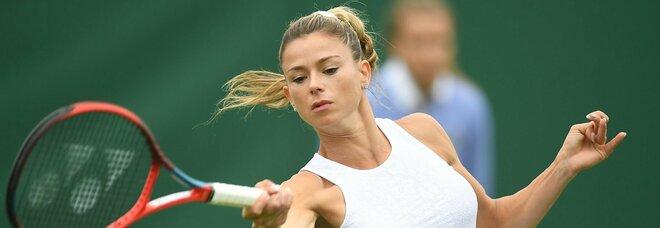 Wimbledon, esordio con vittoria per Camila Giorgi: passa al secondo turno