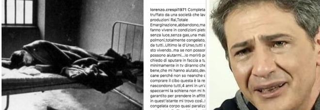 Lorenzo Crespi choc: