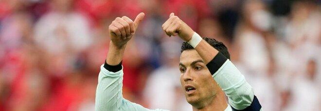 Diretta Ungheria-Portogallo 0-3: doppietta di Ronaldo e gol di Guerreiro