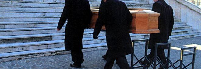 Una cerimonia funebre