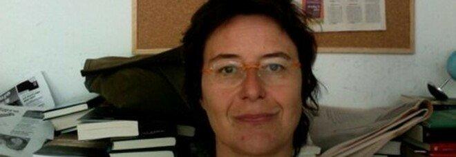 La giornalista Paola Rizzi