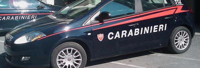 Formia denunciati dai carabinieri quattro minori sorpresi - Entrare in una porta ...