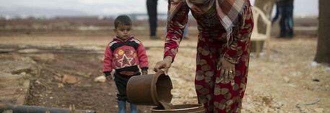Nel mondo 630 milioni di donne e bambini a rischio per le guerre