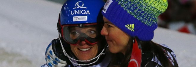 Coppa del Mondo, doppietta slovacca in slalom a Zagabria. Ottava la Costazza
