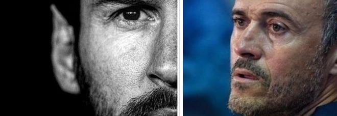 Luis Enrique, morta la figlia di 9 anni. Il dolore di Leo Messi: «Mister, tutta la forza del mondo»