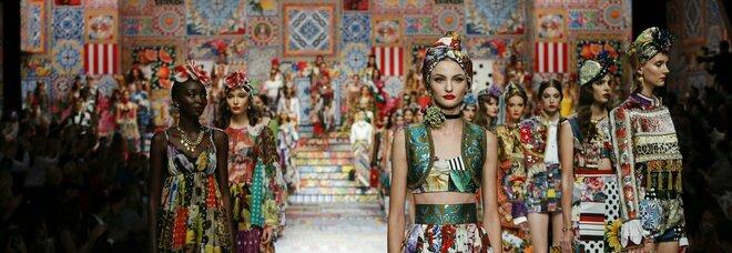 Milano Fashion Week, Dolce e Gabbana annullano la sfilata: «Non ci sono le condizioni»