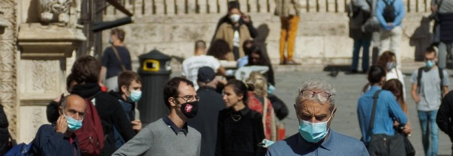 Covid, appena 30 i ricoverati in tutta l'Umbria