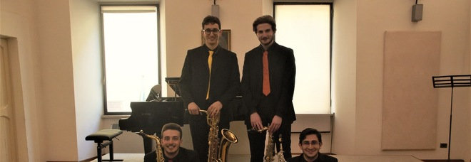 Il Briccialdi sax quartet