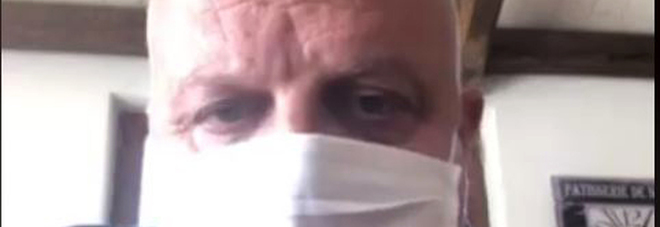 Maurizio Brucchi Coronavirus, positivo l'ex sindaco Brucchi, medico a Teramo