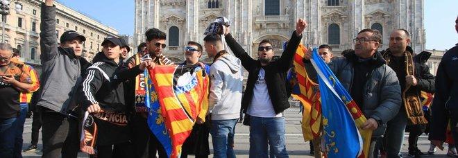 Coronavirus, tre tifosi del Valencia in quarantena: avevano assistito alla sfida con l'Atalanta a San Siro