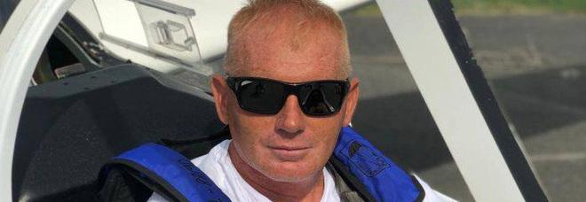 Piccioni, pilota paraplegico di Giulianova, in gara su un aliante