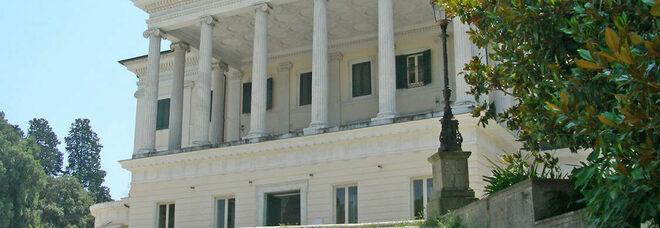 Roma, bomba degli anni Ottanta trovata a Villa Torlonia