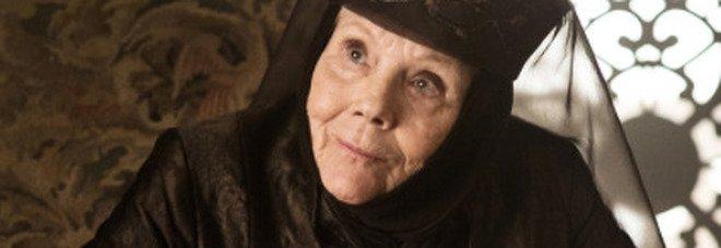 Morta Diana Rigg, l'attrice ha interpretato Olenna Tyrell in Game of Thrones