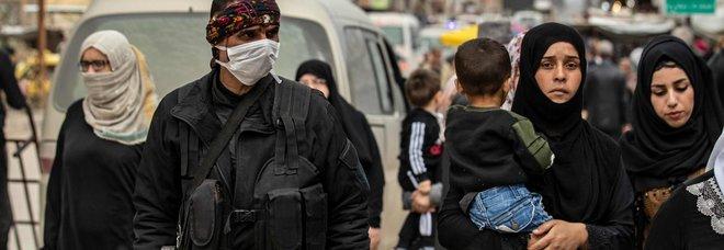 Coronavirus, la Siria avvia la sanificazione di Damasco