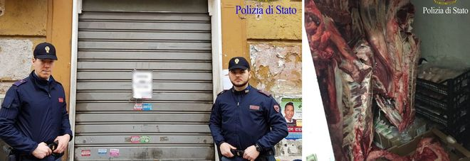 Roma chiusa macelleria a torpignattara per gravi carenze - Commissariato porta maggiore ...