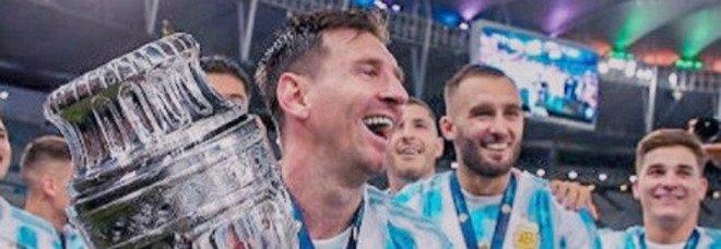 Coppa America 2021, l'Argentina batte il Brasile 1-0 dopo 28 anni: Messi urla di gioia