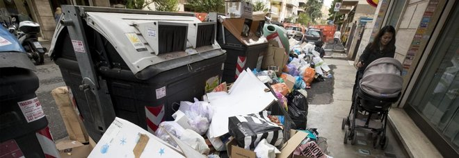 Tari Roma, arriva la stangatina di luglio: «Ma il 15% evade la tassa»
