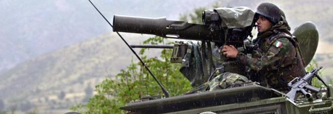 Medico militare denuncia: «Data acqua cancerogena ai nostri soldati in Kosovo»