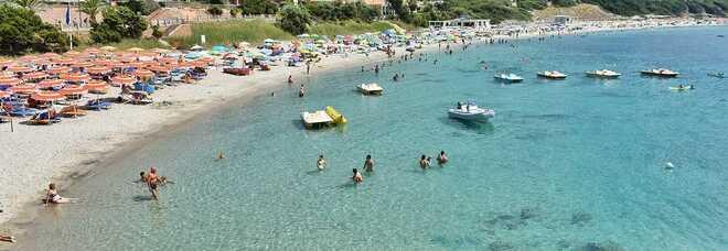 Sardegna, anziano di Cassino muore in spiaggia dopo aver fatto il bagno