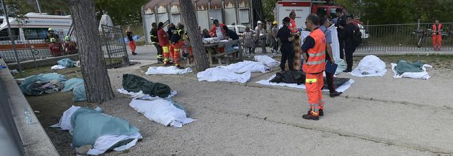 Terremoto francesco 17 anni il dolore del baby eroe for Scuola di moda pescara