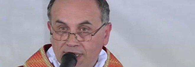 Il vescovo Domenico Pompili