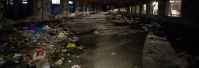 Roma, incendio in ex fabbrica penicillina sulla Tiburtina: si teme danno ambientale
