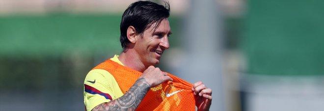 Presidente Newell's: «Se Messi lascerà il Barcellona giocherà da noi»