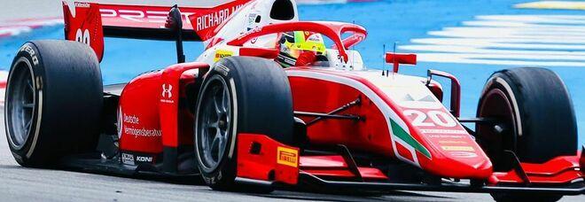 F2, Monza festeggia Mick Schumacher: vince 14 anni dopo papà Michael