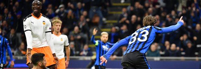 Coronavirus, il Valencia: «La partita di Milano ci è costata il 35% di tamponi positivi»