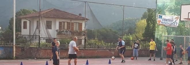 Real Sebastiani-Fortitudo Rieti, si rinnova il connubio per il mini basket