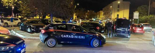 Civita Castellana, danneggia le auto parcheggiate: denunciato un pakistano
