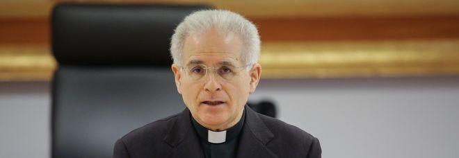 Il vescovo Mariano Crociata