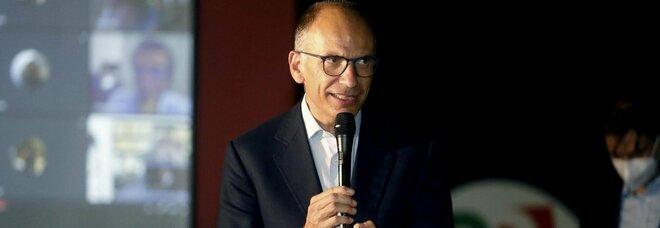 Reddito di cittadinanza, Letta: «No alla cancellazione, sì a un miglioramento»