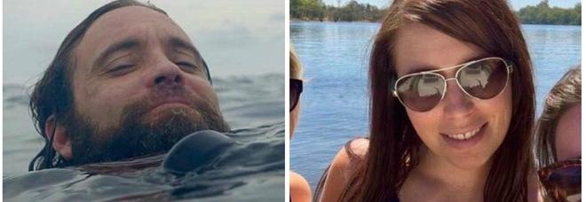 Selfie sulla scogliera a strapiombo: marito e moglie precipitano. Accanto a corpi il cellulare