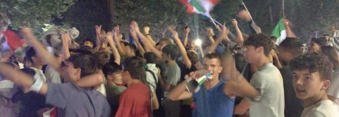 Festa a Rieti (foto MELOCCARO)
