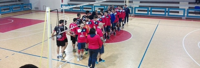 Volley Academy in campo