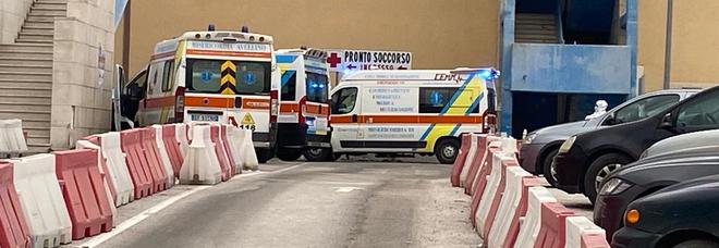 Covid ad Avellino, un'altra vittima: morto 68enne all'ospedale Moscati