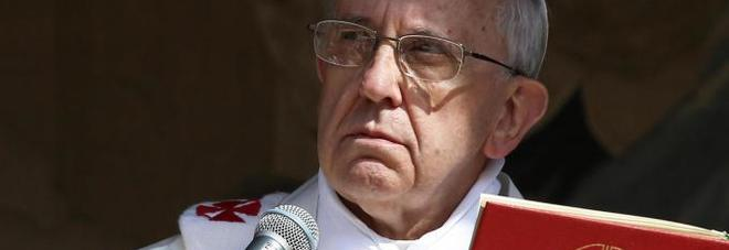 Papa Bergoglio (Ansa)
