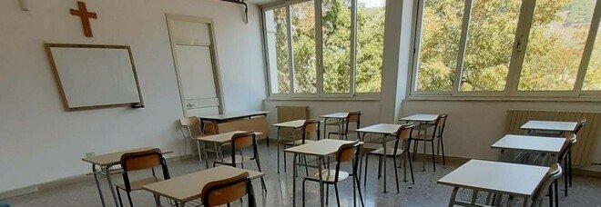 Cluster di variante inglese in una scuola elementare di Latina: 9 alunni positivi