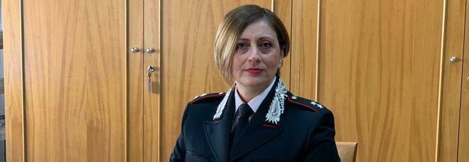 Il tenente Monica Loforese