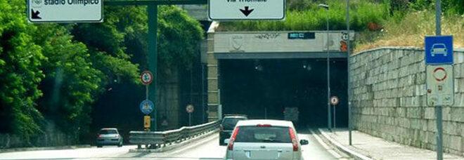 Roma, la Galleria Giovanni XXIII chiusa al traffico da domani dalle 22 alle 6