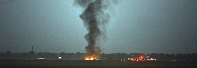 Mississippi, si schianta aereo dei marines: 16 morti