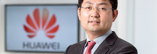 Walter Ji, presidente Consumer Business Group per l'Europa occidentale di Huawei