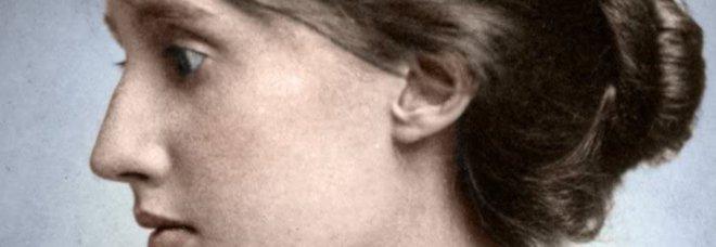 Virginia Woolf photo by George Charles Beresford