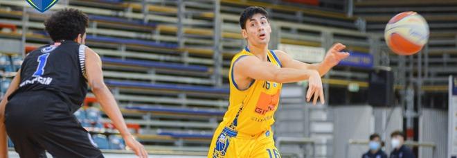 Antonino Sabatino (foto Gianmarco Ferrara)
