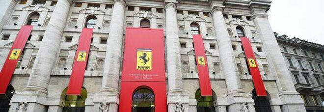 Ferrari, gli analisti alzano il prezzo obiettivo