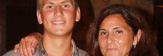 Marco Vannini con la mamma